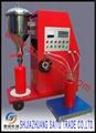 ABC/BC powder fire extinguisher filling machine/extinguisher hydrostatic test  2