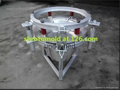 Rotomold LED flower pot