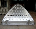 rotational roof mould