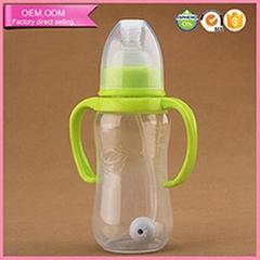 BPA Free PP plastic Feeding Bottles baby bottle