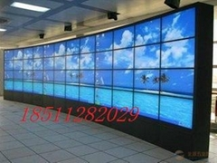 北京监控电视墙屏幕墙控制台