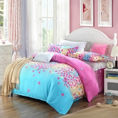 High Grade Printing bedding fabrics bedding set