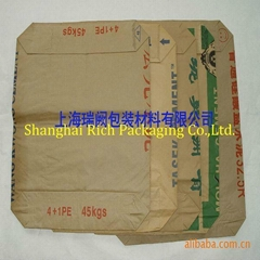cement paper bag specifications