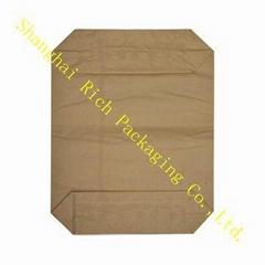 25kg/40kg/50kg paper bag with valve