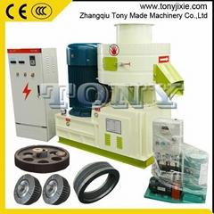 China Made Biomass Wood Pellet Machine Manufacturer