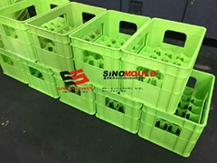 Plastic Bottle Crate Mould