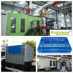 Hot -sale!Two-layer Pallet Mould