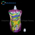 Juice Stand Up Pouch Bag 3