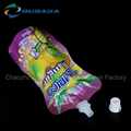 Juice Stand Up Pouch Bag 5