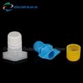 Plastic Bottle Suction Nozzle Screw Cap