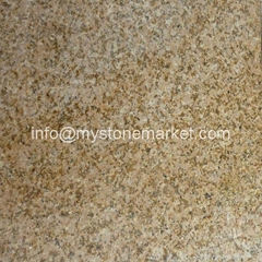 Beige/Yellow G682 Granite Stone