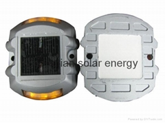 aluminium led traffic solar reflective road stud