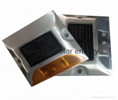 reflective ip68 solar cat eye aluminum road stud