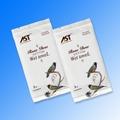 China supplier OEM fragrance cotton wet towel  3