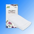 China factory supplier fragrance free microfiber wet towels  2