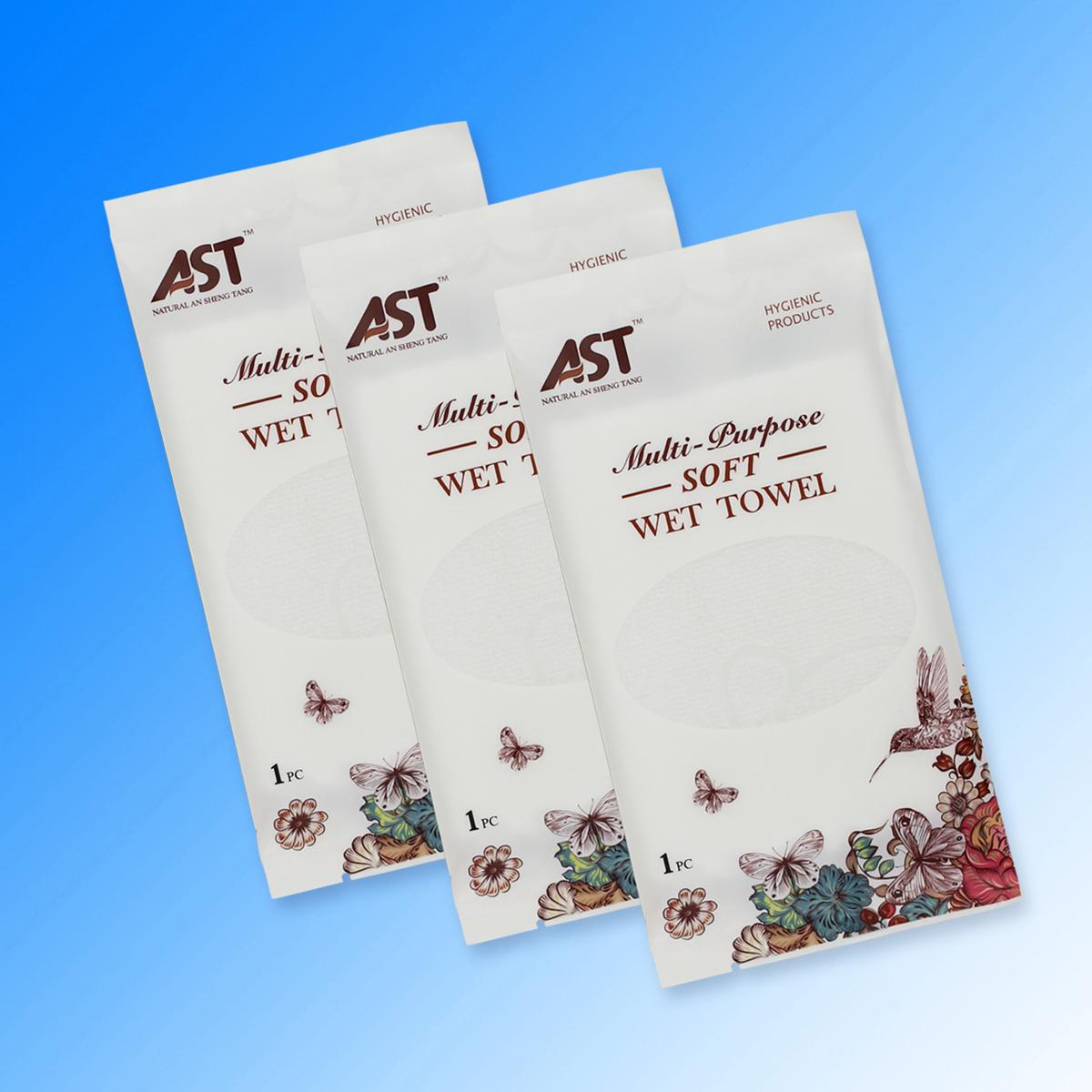 Hot and cold cooling disposable microfiber or cotton wet towel  3