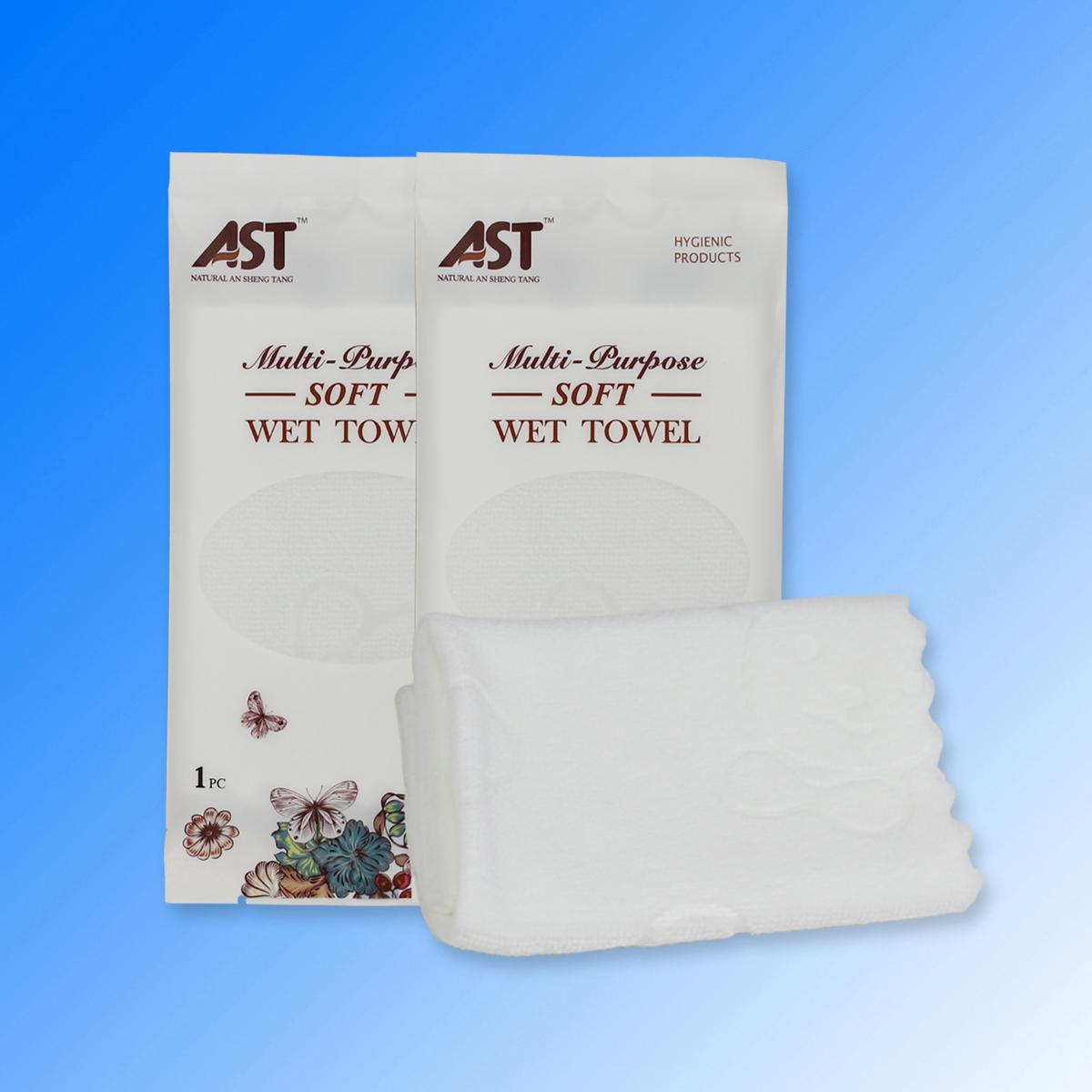 Hot and cold cooling disposable microfiber or cotton wet towel  5