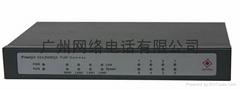 8口語音網關