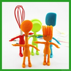 silicone kitchenware set
