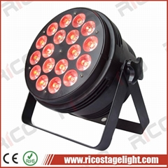 stage wash light best selling china product 18*10w RGBW led par