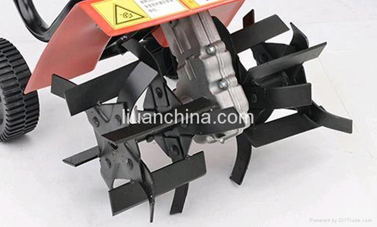 2016 mini rotary tiller l 8012 liuan china for Best gardening tools 2016