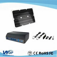 China ShenZhen Manufacturer soalr light system solar energy system for home