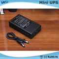 High Quality Lithium Battery Backup Power Mini Ups For