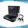 Solar Home Lighting System solar power
