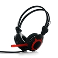 New  wired headband colorfull Computer headphones with microphone  1