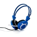 New  wired headband colorfull Computer headphones with microphone  2