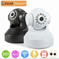 Ikevision IP005 Classic 720P Wifi Home Security Alarm Video Record Camera IP