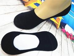春秋薄款隱形男襪