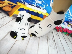 cartoon straight lady socks fashion girl socks