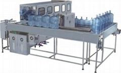 河南桶裝水灌裝設備
