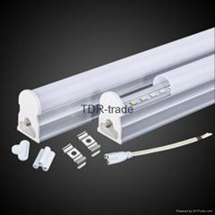 T5一體化led日光燈9W省電節能耐用