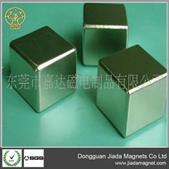 正方體釹鐵硼磁鐵