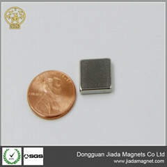 Small N45 Rectangle NdFeB Magnets