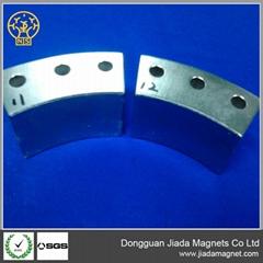 strong rare earth ndfeb n45 countersunk neodymium magnet