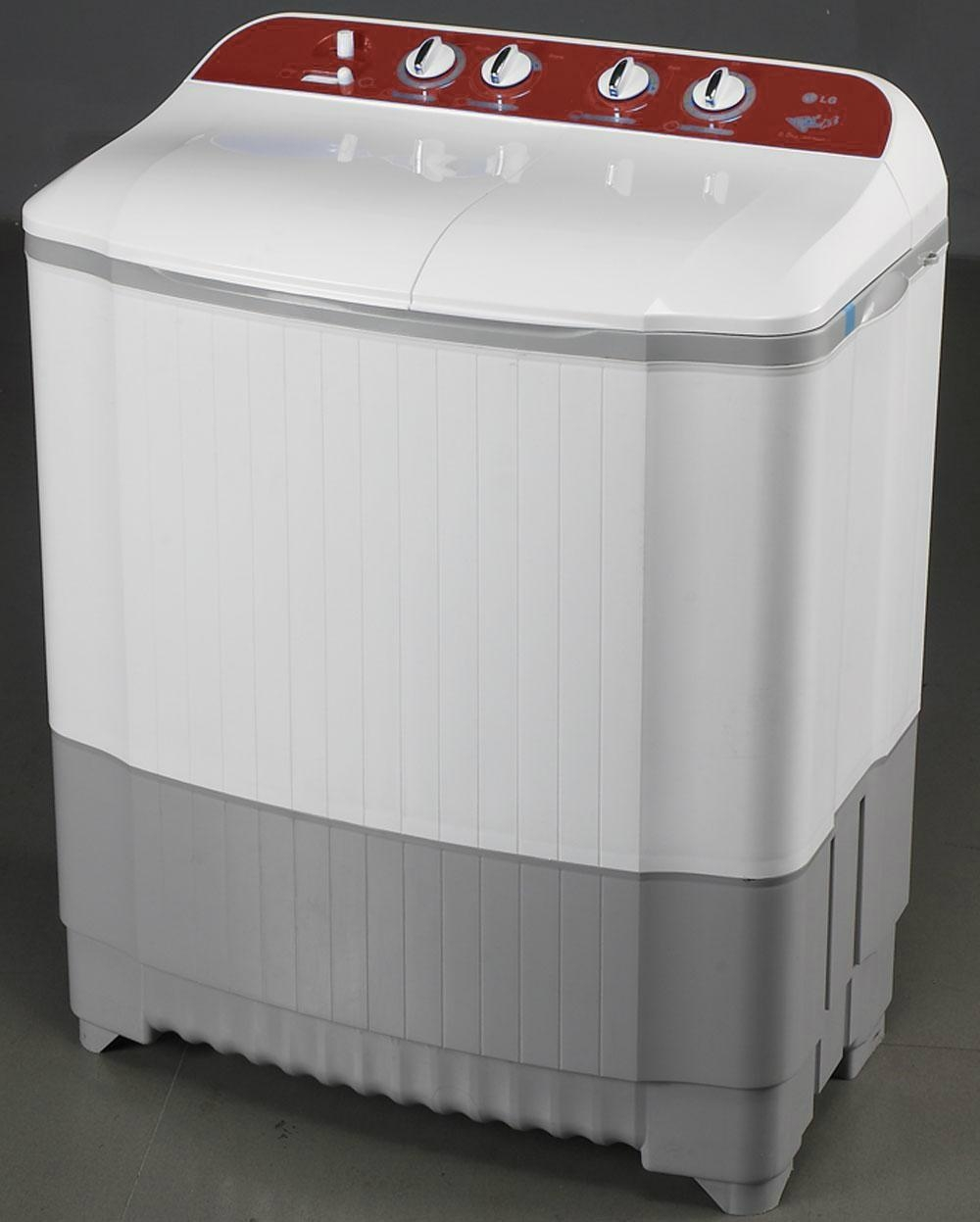 7kg/9kg LG model semi-auto twin-tub washing machine  2