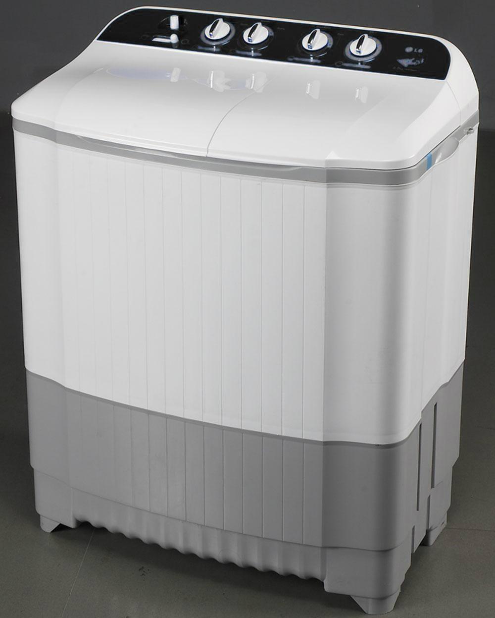 7kg/9kg LG model semi-auto twin-tub washing machine  3