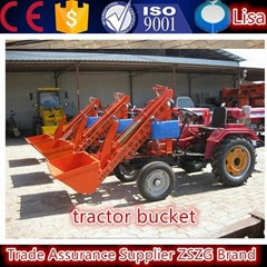 9.wholesale greenhouse loader tractor 06 type