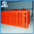 Reinforcement Plastic Formwork With