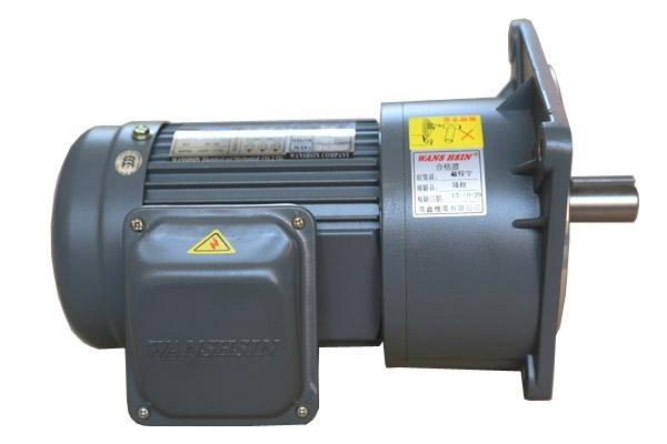 GV型立式减速电机 3