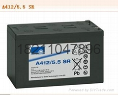 Sonnenlicht  德国阳光蓄电池A412系列