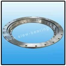 flange type ball slewing ring bearing