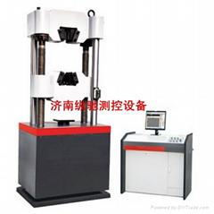 WAW系列微機控制電液伺服液壓萬能試驗機