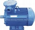 YB3 Series Three-phase Induction Motor IP55 F AC 3