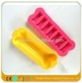 Pets Dog Bone Silicone Baking Molds 1