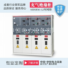 供应SHSRM16-12共箱式全封闭充气柜