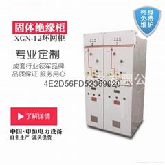 供应XGN-12智能固体柜